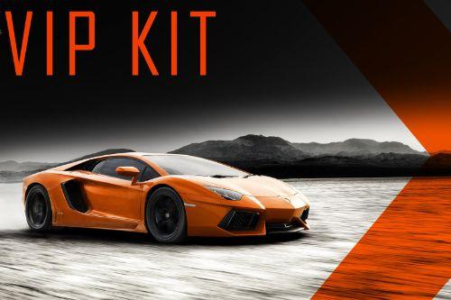 iREV \\ Aventador - Upgrade Kit